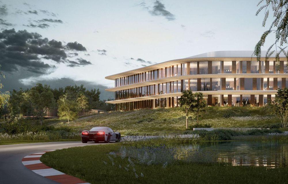 Rimac va construi o nouă fabrică de mașini electrice în Croația - Poza 2
