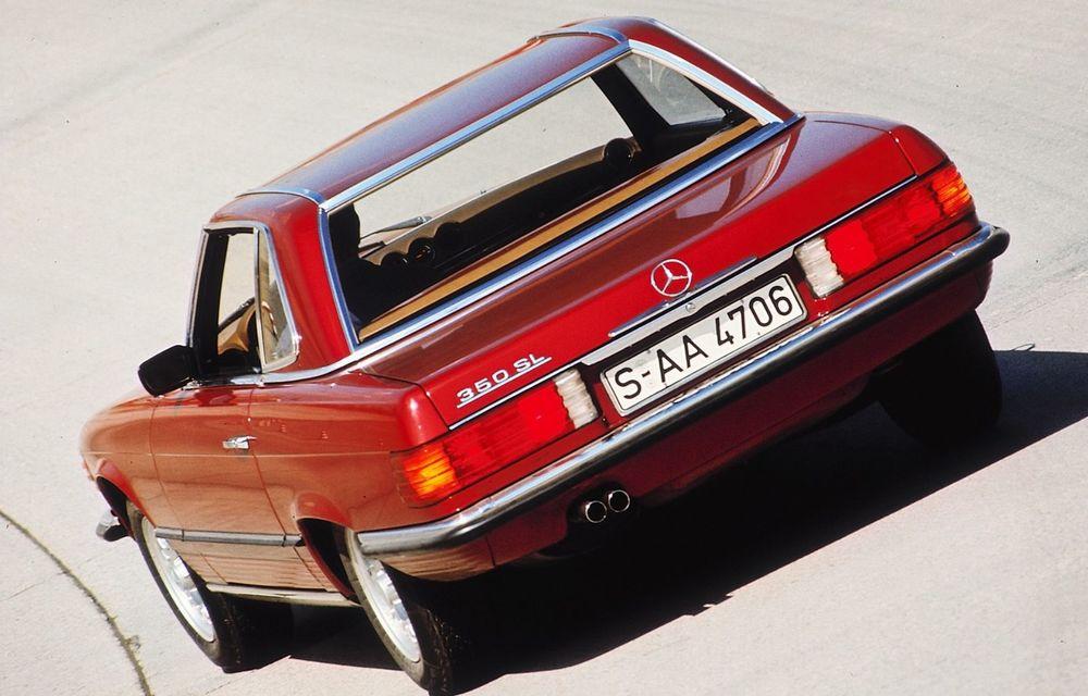 Aniversare pentru Mercedes-Benz SL. Celebra decapotabilă a împlinit 50 de ani - Poza 5