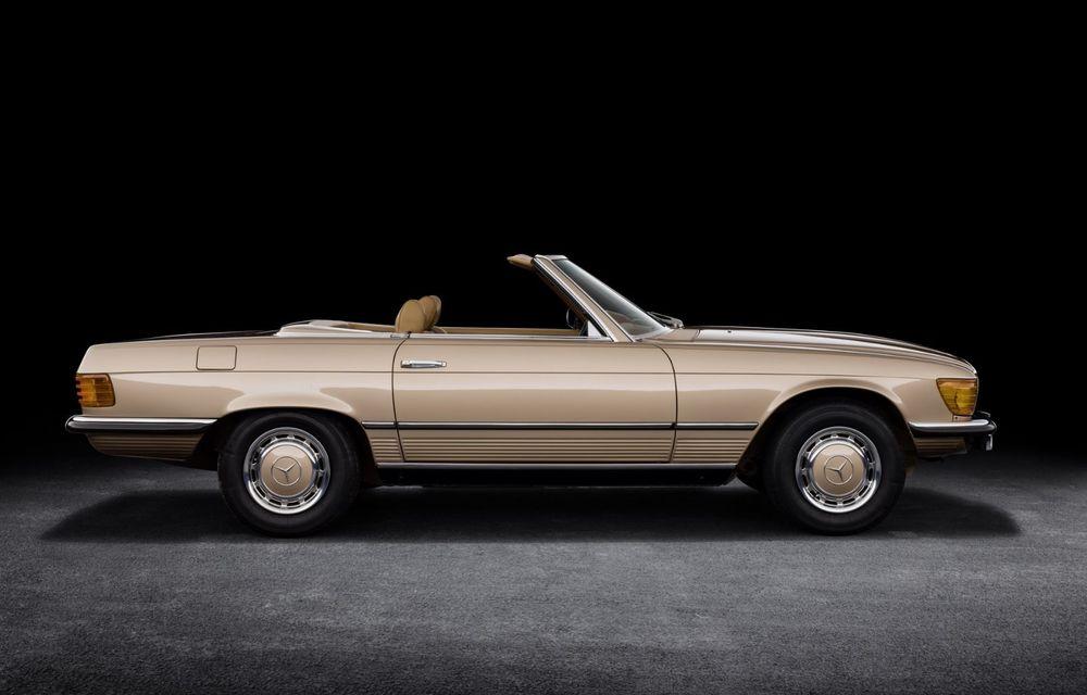 Aniversare pentru Mercedes-Benz SL. Celebra decapotabilă a împlinit 50 de ani - Poza 3