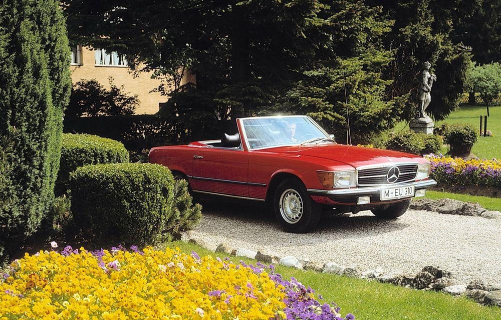 Aniversare pentru Mercedes-Benz SL. Celebra decapotabilă a împlinit 50 de ani - Poza 6