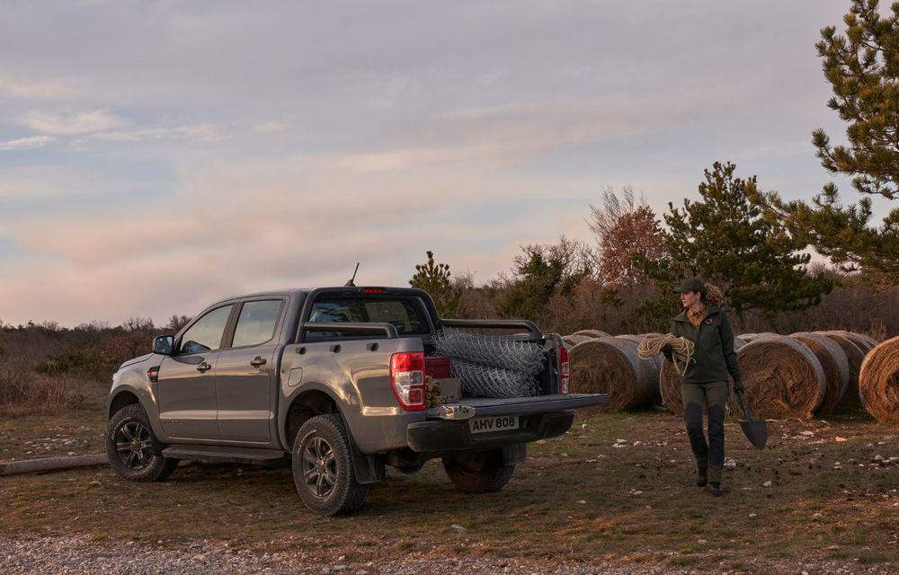 Versiuni noi pentru Ford Ranger: Stormtrak și Wolftrak vor fi comercializate într-un număr limitat de unități - Poza 10
