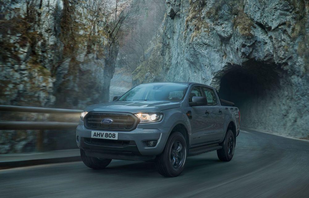 Versiuni noi pentru Ford Ranger: Stormtrak și Wolftrak vor fi comercializate într-un număr limitat de unități - Poza 8