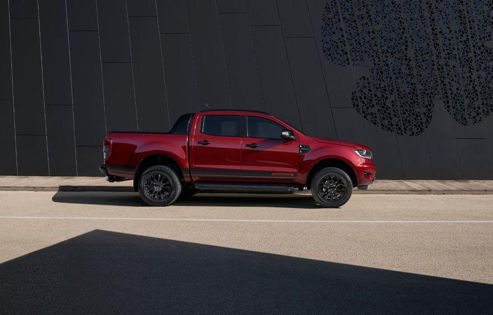 Versiuni noi pentru Ford Ranger: Stormtrak și Wolftrak vor fi comercializate într-un număr limitat de unități - Poza 6