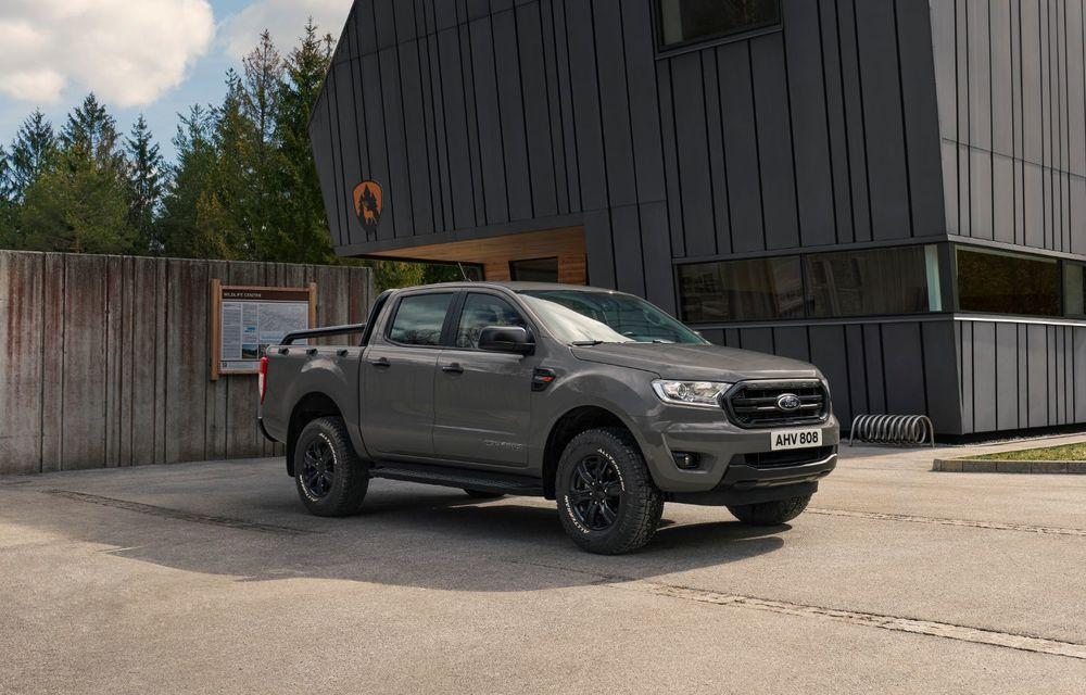 Versiuni noi pentru Ford Ranger: Stormtrak și Wolftrak vor fi comercializate într-un număr limitat de unități - Poza 11