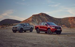 Versiuni noi pentru Ford Ranger: Stormtrak și Wolftrak vor fi comercializate într-un număr limitat de unități