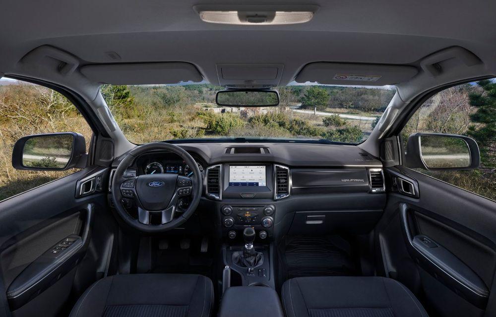 Versiuni noi pentru Ford Ranger: Stormtrak și Wolftrak vor fi comercializate într-un număr limitat de unități - Poza 14