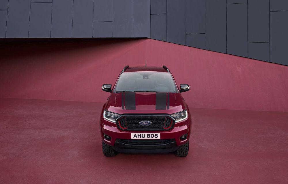Versiuni noi pentru Ford Ranger: Stormtrak și Wolftrak vor fi comercializate într-un număr limitat de unități - Poza 3