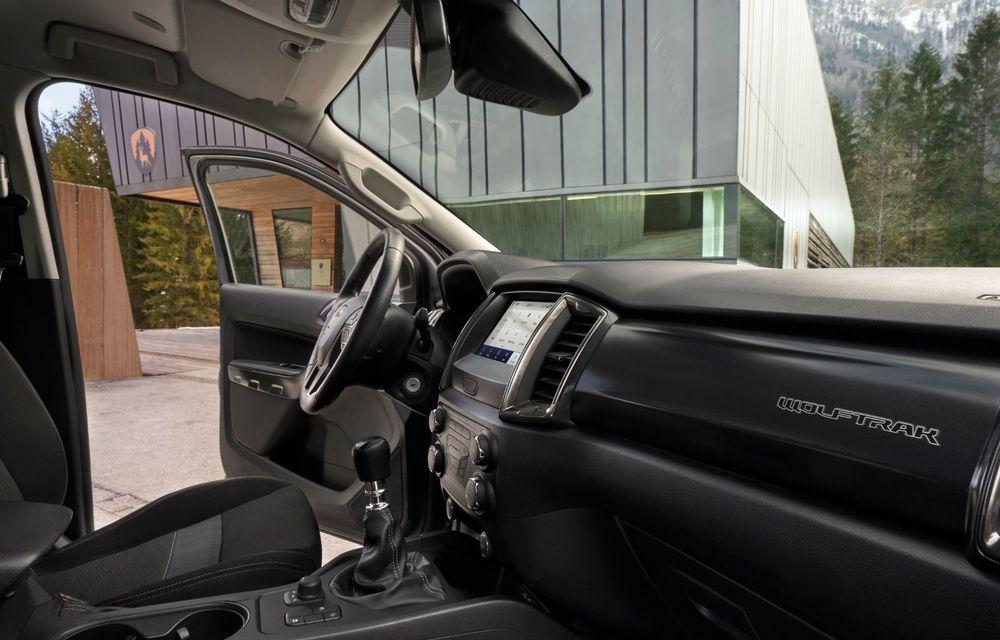 Versiuni noi pentru Ford Ranger: Stormtrak și Wolftrak vor fi comercializate într-un număr limitat de unități - Poza 13