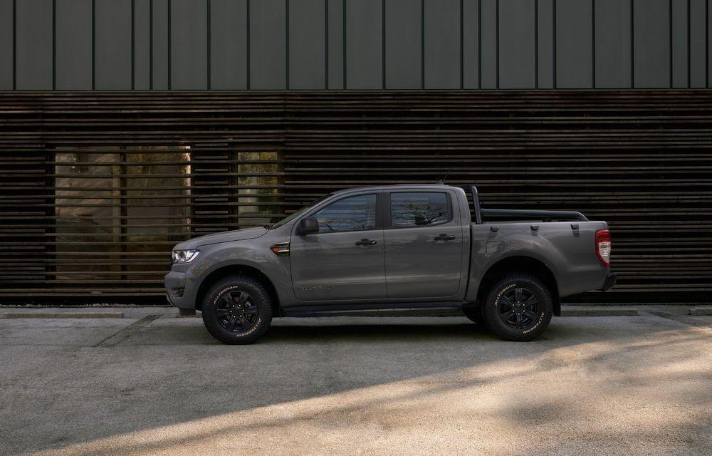 Versiuni noi pentru Ford Ranger: Stormtrak și Wolftrak vor fi comercializate într-un număr limitat de unități - Poza 12