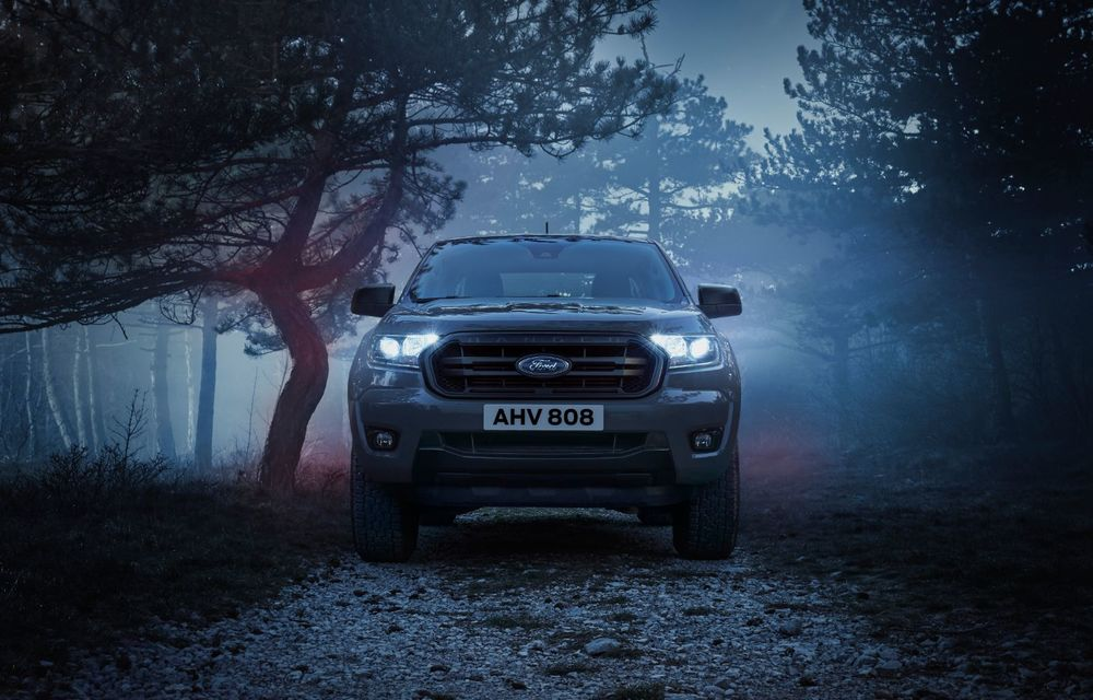 Versiuni noi pentru Ford Ranger: Stormtrak și Wolftrak vor fi comercializate într-un număr limitat de unități - Poza 9