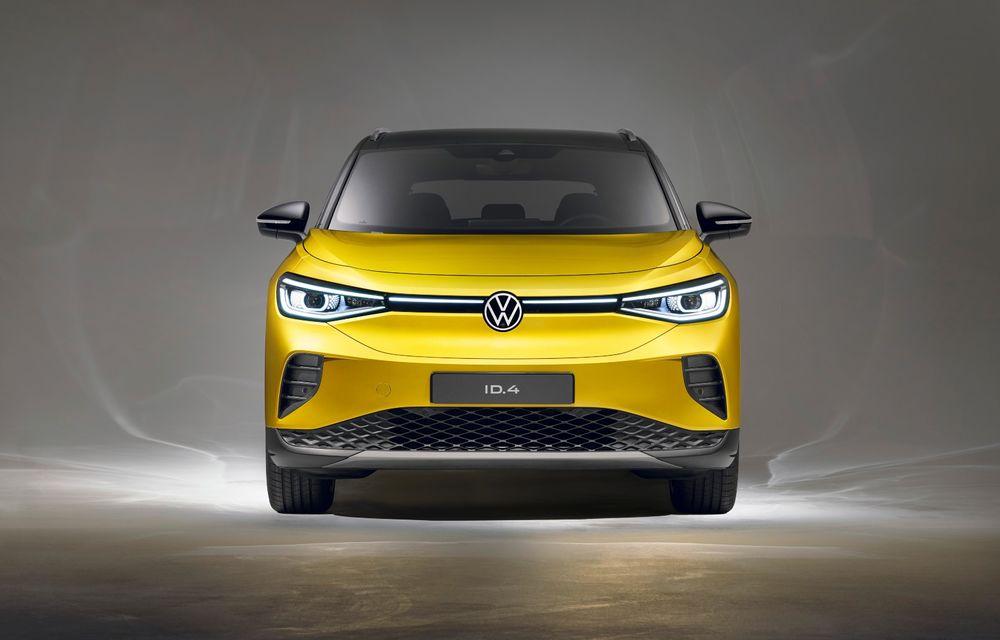 Primul teaser care anunță lansarea noului Volkswagen ID.4 GTX, versiunea sportivă a SUV-ului electric - Poza 1