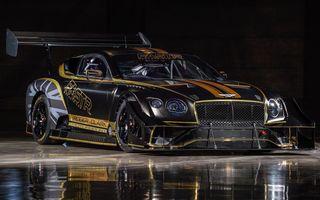 Bentley vrea să câștige cursa de la Pikes Peak cu un Continental GT3 care folosește combustibil ecologic