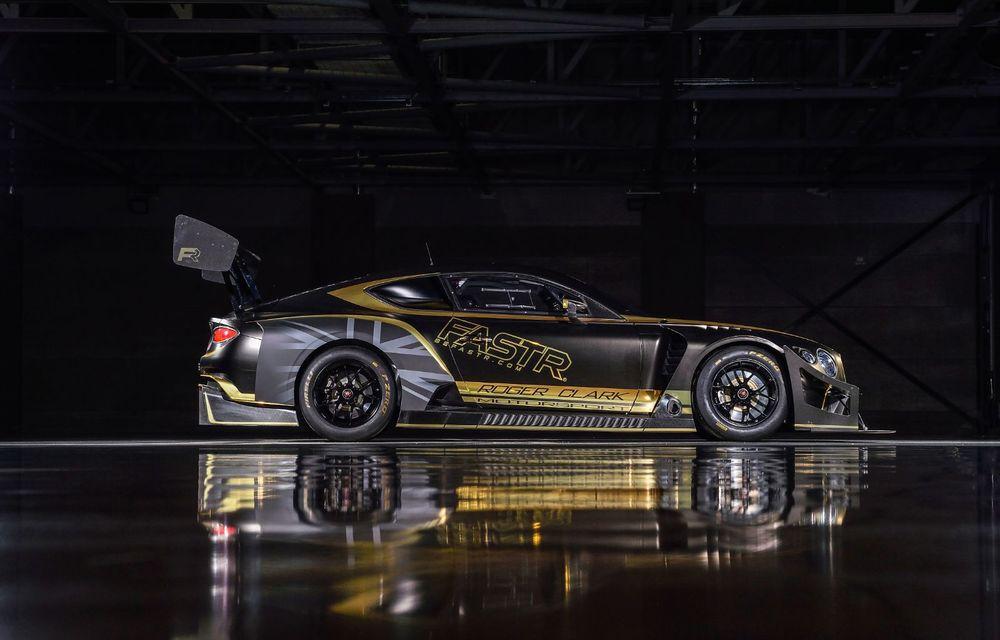 Bentley vrea să câștige cursa de la Pikes Peak cu un Continental GT3 care folosește combustibil ecologic - Poza 4