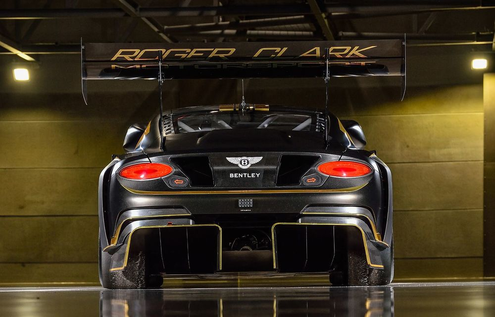 Bentley vrea să câștige cursa de la Pikes Peak cu un Continental GT3 care folosește combustibil ecologic - Poza 15