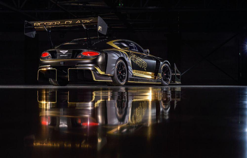Bentley vrea să câștige cursa de la Pikes Peak cu un Continental GT3 care folosește combustibil ecologic - Poza 3