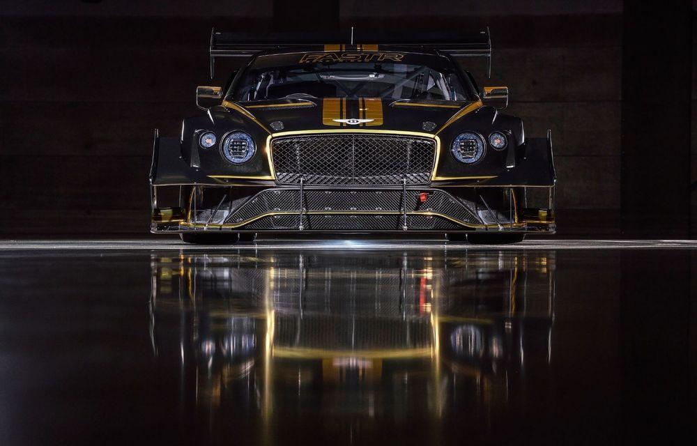 Bentley vrea să câștige cursa de la Pikes Peak cu un Continental GT3 care folosește combustibil ecologic - Poza 12