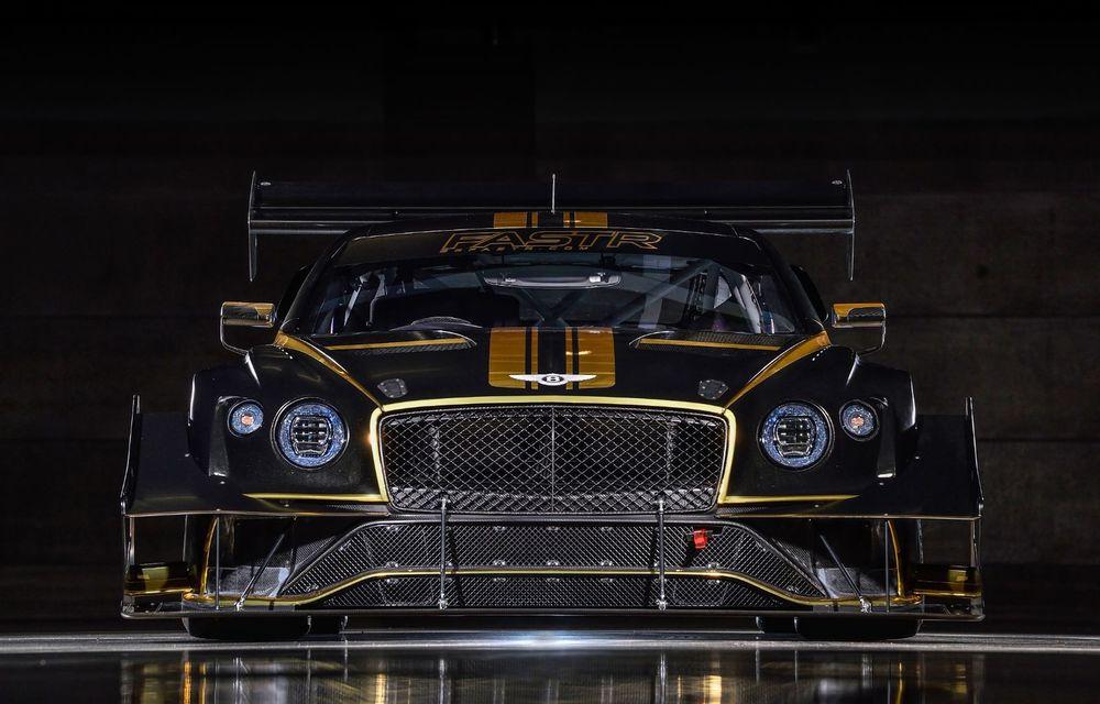 Bentley vrea să câștige cursa de la Pikes Peak cu un Continental GT3 care folosește combustibil ecologic - Poza 6