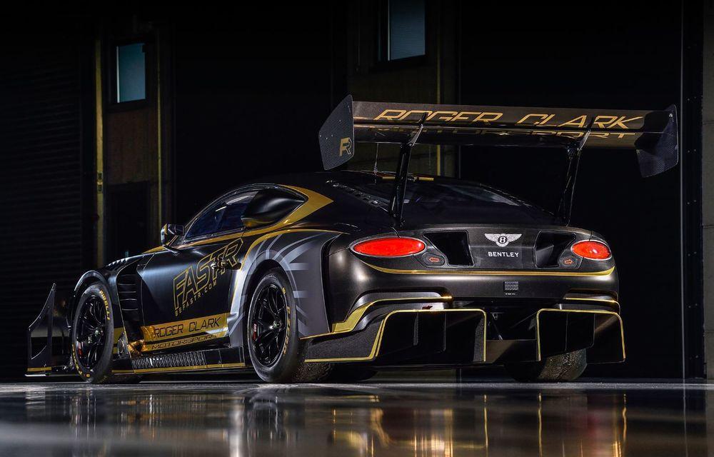 Bentley vrea să câștige cursa de la Pikes Peak cu un Continental GT3 care folosește combustibil ecologic - Poza 8