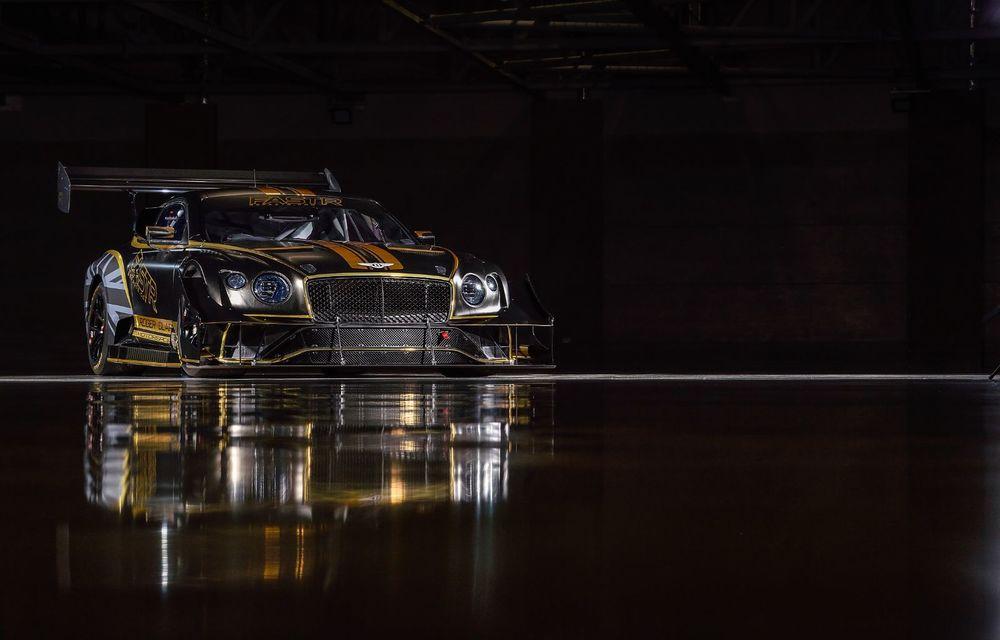 Bentley vrea să câștige cursa de la Pikes Peak cu un Continental GT3 care folosește combustibil ecologic - Poza 11