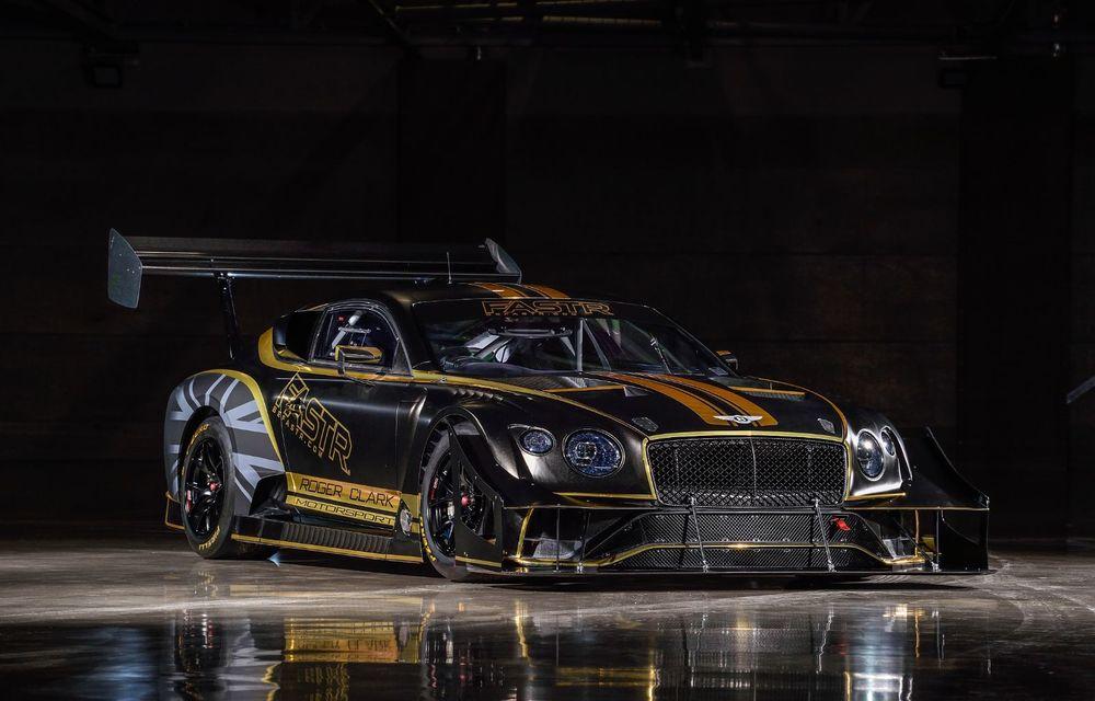 Bentley vrea să câștige cursa de la Pikes Peak cu un Continental GT3 care folosește combustibil ecologic - Poza 10