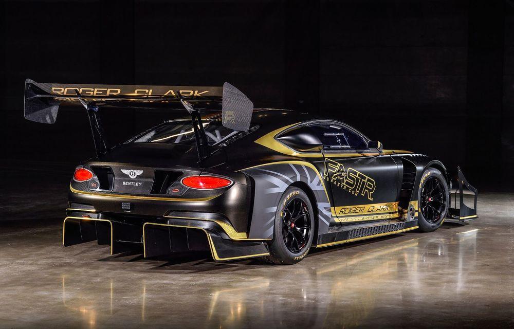 Bentley vrea să câștige cursa de la Pikes Peak cu un Continental GT3 care folosește combustibil ecologic - Poza 9