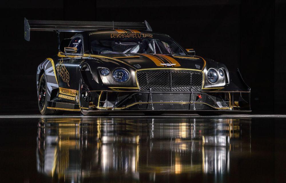 Bentley vrea să câștige cursa de la Pikes Peak cu un Continental GT3 care folosește combustibil ecologic - Poza 2