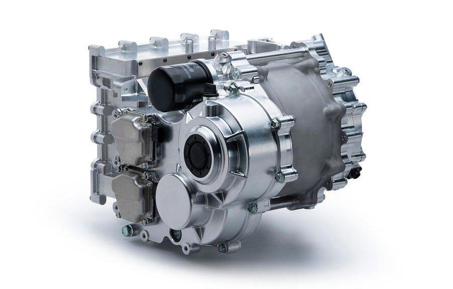 Yamaha a dezvoltat un motor electric de 350 kW și infrastructură de încărcare la 800 V - Poza 1
