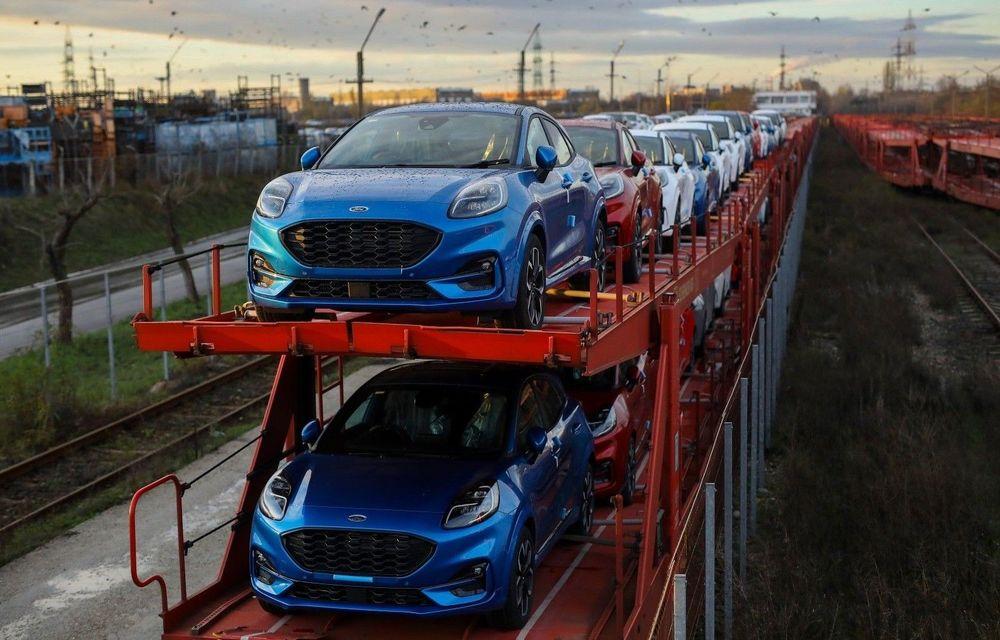 Puma, cel mai bine vândut model Ford în primul trimestru în România - Poza 1