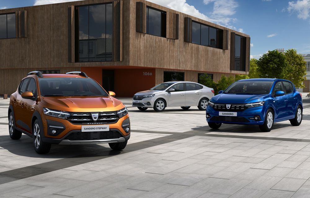 Euro NCAP anunță că Dacia Sandero și Logan au primit 2 stele la testele de siguranță - Poza 1