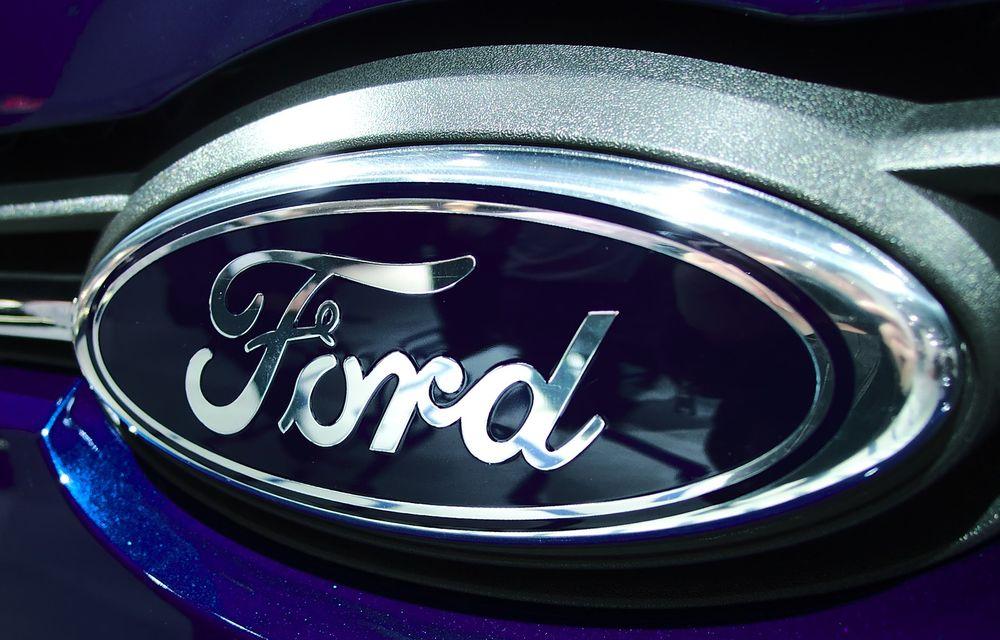 Viitorul model electric Ford pe platformă VW ar putea fi un SUV compact - Poza 1