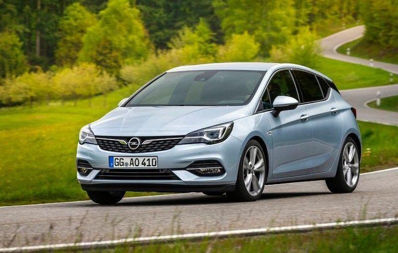 Noua generație Opel Astra va fi lansată în 2022 cu versiune PHEV - Poza 1