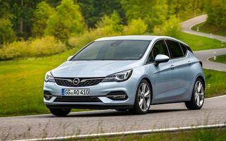Noua generație Opel Astra va fi lansată în 2022 cu versiune PHEV