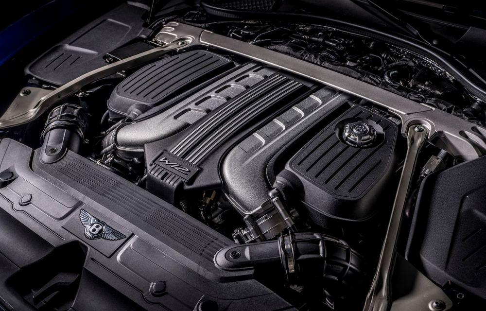 Bentley lansează noul Continental GT Speed Cabrio: 659 CP și 335 km/h viteză de top - Poza 16