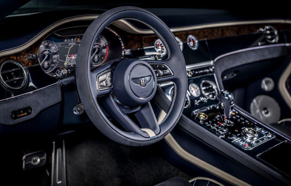 Bentley lansează noul Continental GT Speed Cabrio: 659 CP și 335 km/h viteză de top - Poza 10