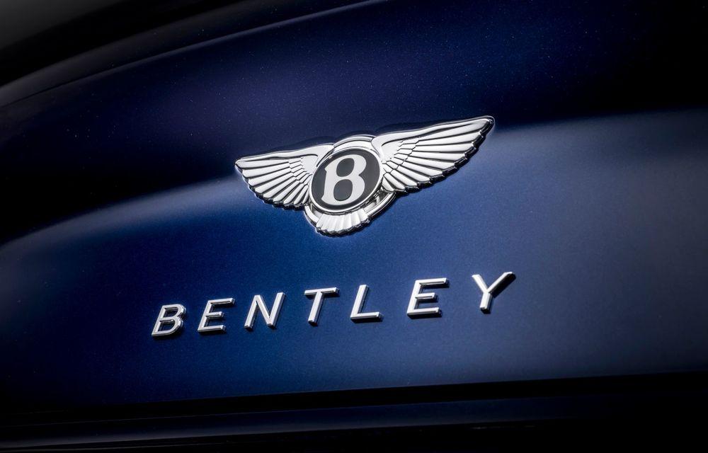 Bentley lansează noul Continental GT Speed Cabrio: 659 CP și 335 km/h viteză de top - Poza 20