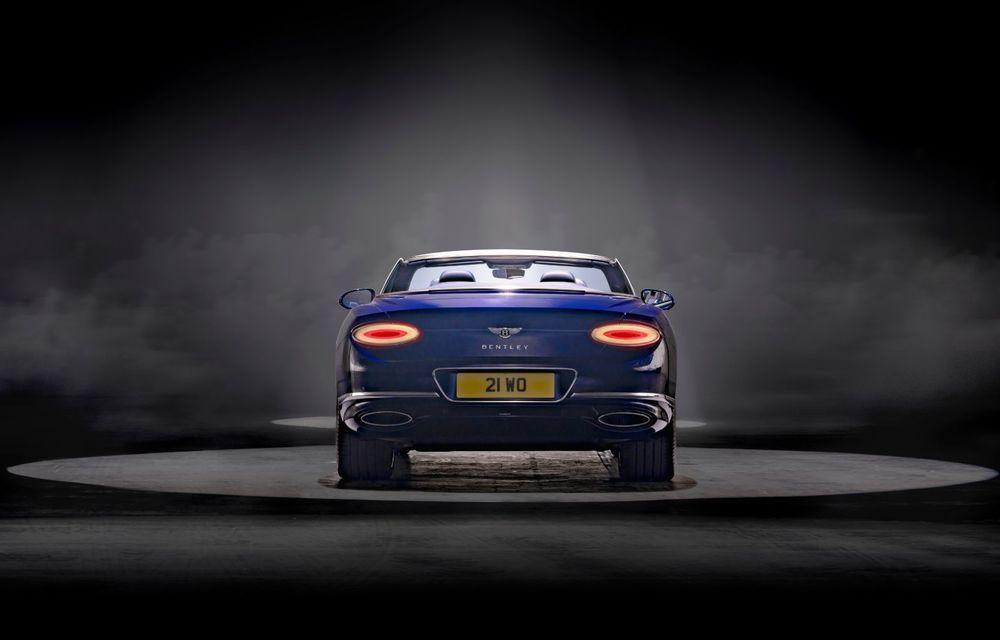 Bentley lansează noul Continental GT Speed Cabrio: 659 CP și 335 km/h viteză de top - Poza 8