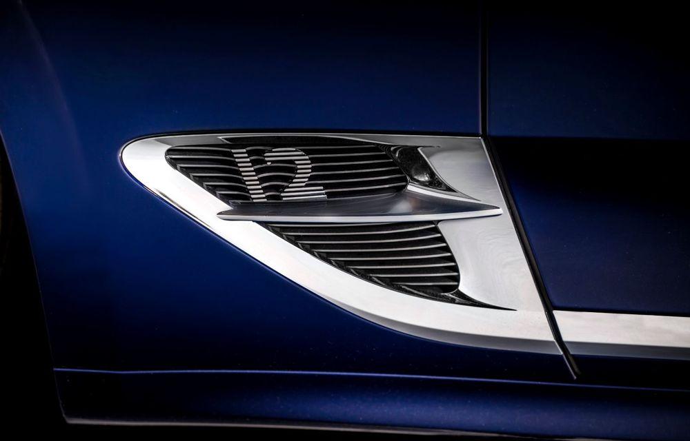 Bentley lansează noul Continental GT Speed Cabrio: 659 CP și 335 km/h viteză de top - Poza 17
