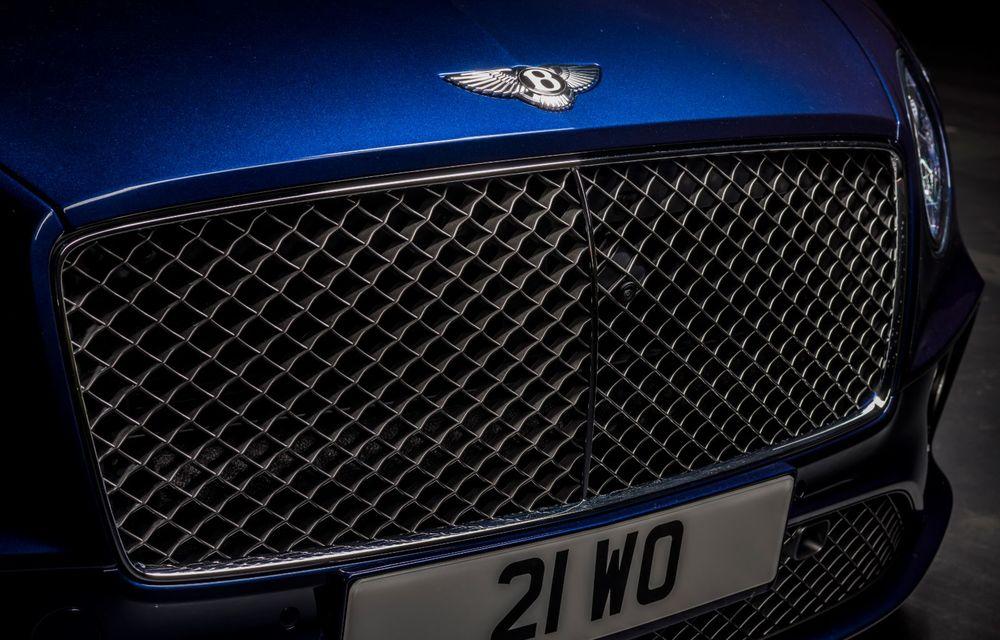Bentley lansează noul Continental GT Speed Cabrio: 659 CP și 335 km/h viteză de top - Poza 19