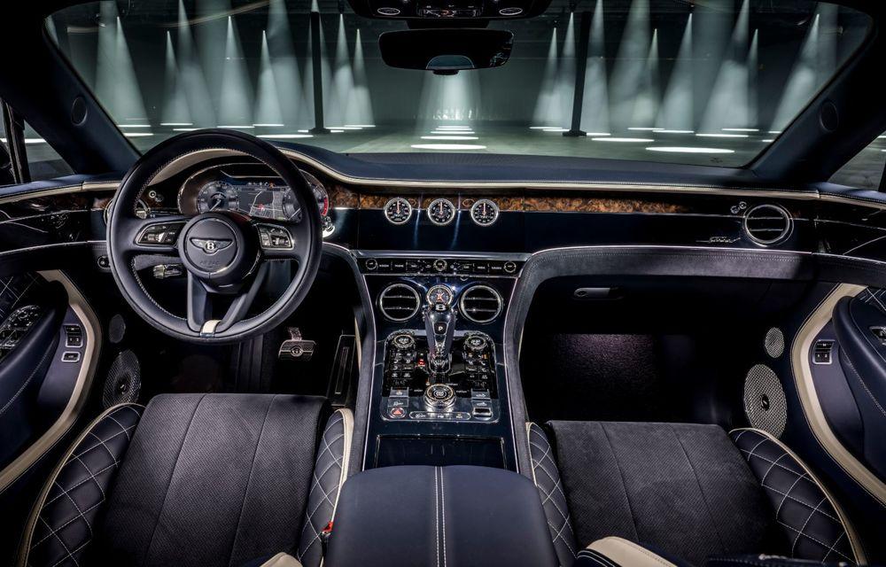Bentley lansează noul Continental GT Speed Cabrio: 659 CP și 335 km/h viteză de top - Poza 9
