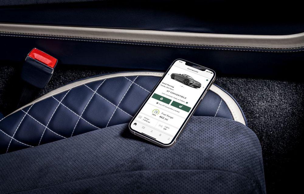 Bentley lansează noul Continental GT Speed Cabrio: 659 CP și 335 km/h viteză de top - Poza 15