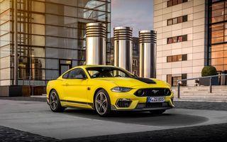 Ford Mustang este cea mai vândută mașină sport din lume pentru al doilea an consecutiv