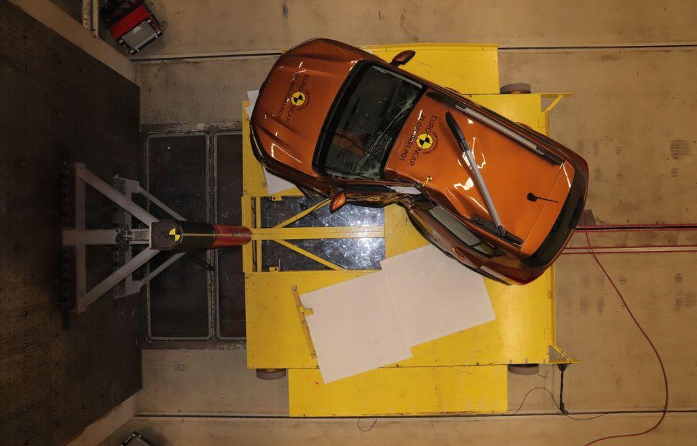 Dacia Sandero și Logan au primit 2 stele la testele EuroNCAP. Rezultatul, viciat de sistemele de siguranță - Poza 7
