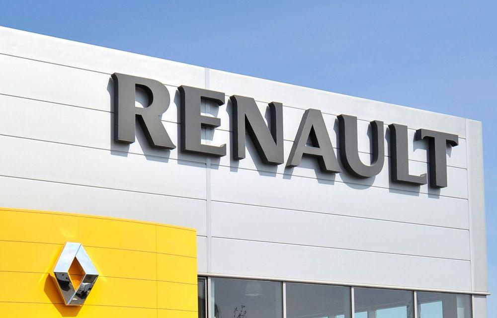 Renault vrea să suspende temporar producția la uzinele din Spania - Poza 1