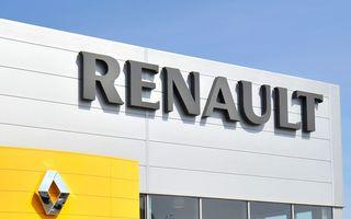 Renault vrea să suspende temporar producția la uzinele din Spania