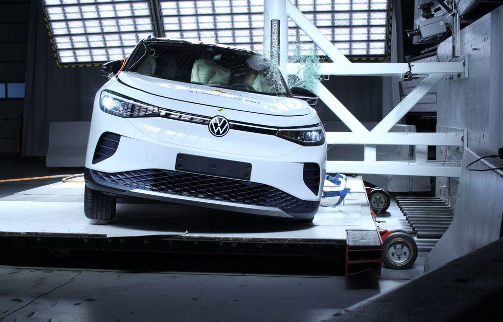Frații electrici Skoda Enyaq iV și Volkswagen ID.4 au primit 5 stele la testele de siguranță Euro NCAP - Poza 19