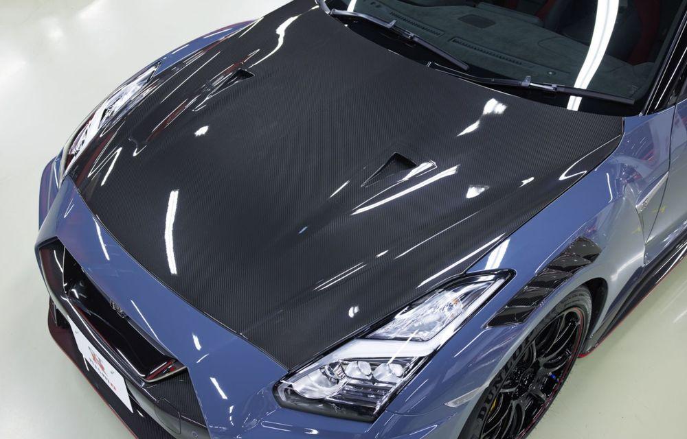 Nissan GT-R Nismo: facelift minor pentru modelul japonez, inclusiv o ediție specială - Poza 15