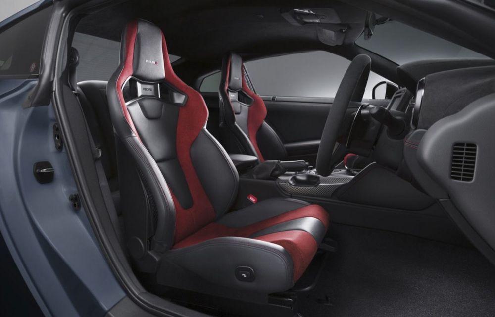 Nissan GT-R Nismo: facelift minor pentru modelul japonez, inclusiv o ediție specială - Poza 12