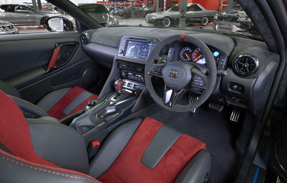 Nissan GT-R Nismo: facelift minor pentru modelul japonez, inclusiv o ediție specială - Poza 10