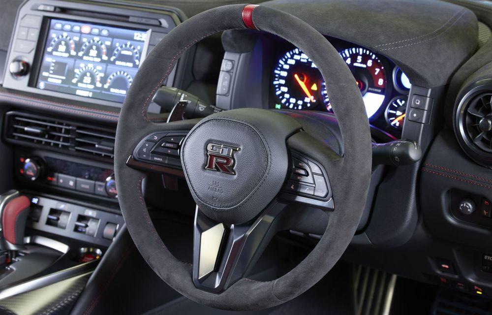 Nissan GT-R Nismo: facelift minor pentru modelul japonez, inclusiv o ediție specială - Poza 11