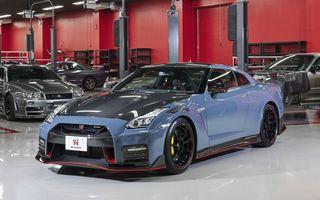 Nissan GT-R Nismo: facelift minor pentru modelul japonez, inclusiv o ediție specială